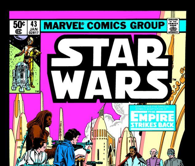 Star Wars (1977) #43