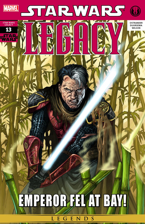 Star Wars: Legacy (2006) #13