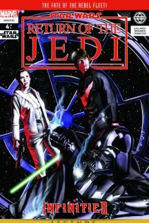 Star Wars Infinities: Return Of The Jedi #4