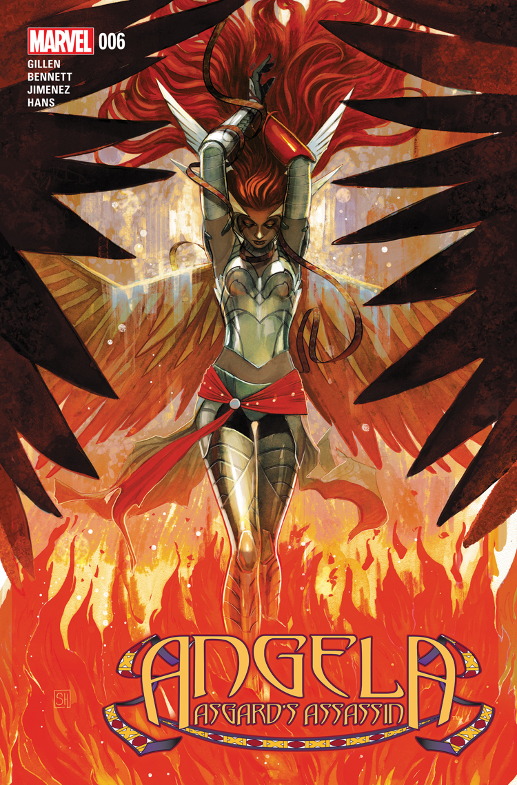 Angela: Asgard's Assassin (2014) #6