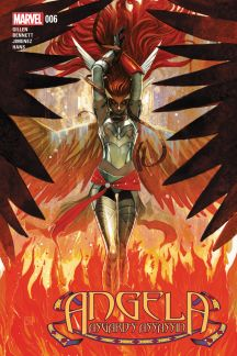 Angela: Asgard's Assassin #6