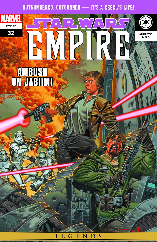 Star Wars: Empire (2002) #32