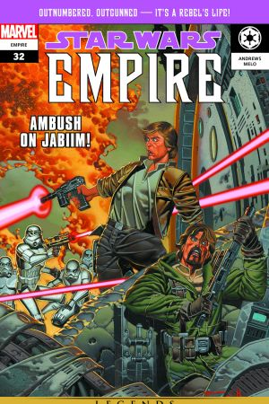 Star Wars: Empire #32