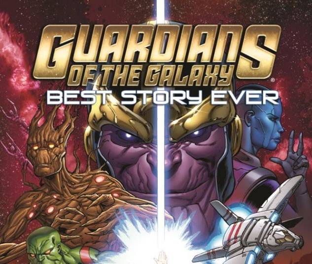 Guardians of the Galaxy: Best Story Ever (2015)