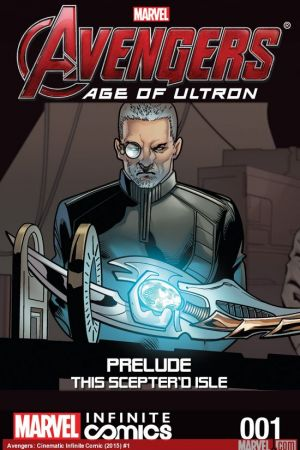 AVENGERS: AGE OF ULTRON PRELUDE– THIS SCEPTRE'D ISLE INFINITE COMIC (2015 - Present)