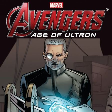 AVENGERS: AGE OF ULTRON PRELUDE - THIS SCEPTRE'D ISLE INFINITE COMIC 1 (2015 - Present)