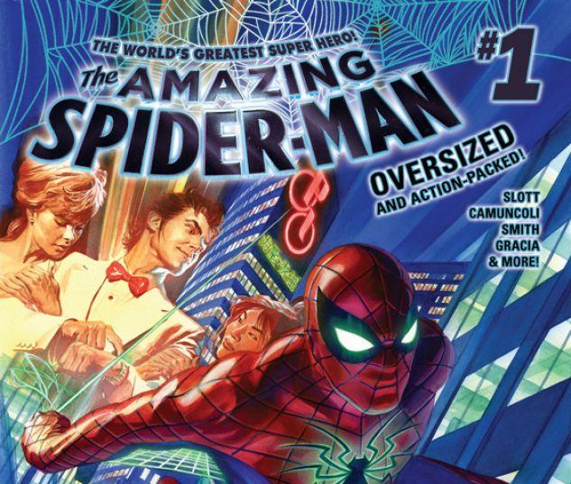 AMAZING SPIDER-MAN 1 (WITH DIGITAL CODE)