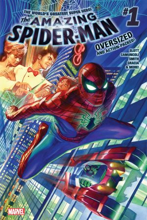 The Amazing Spider-Man  #1