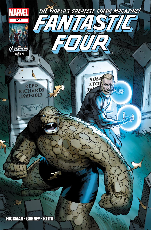 Fantastic Four (1998) #605