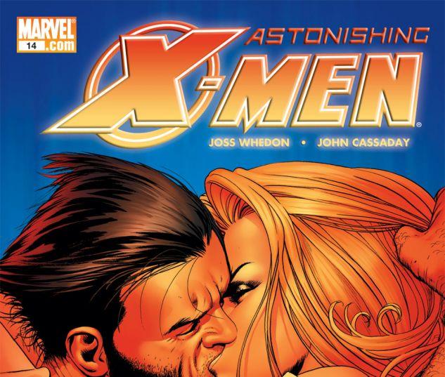 ASTONISHING X-MEN (2004) #14 Cover