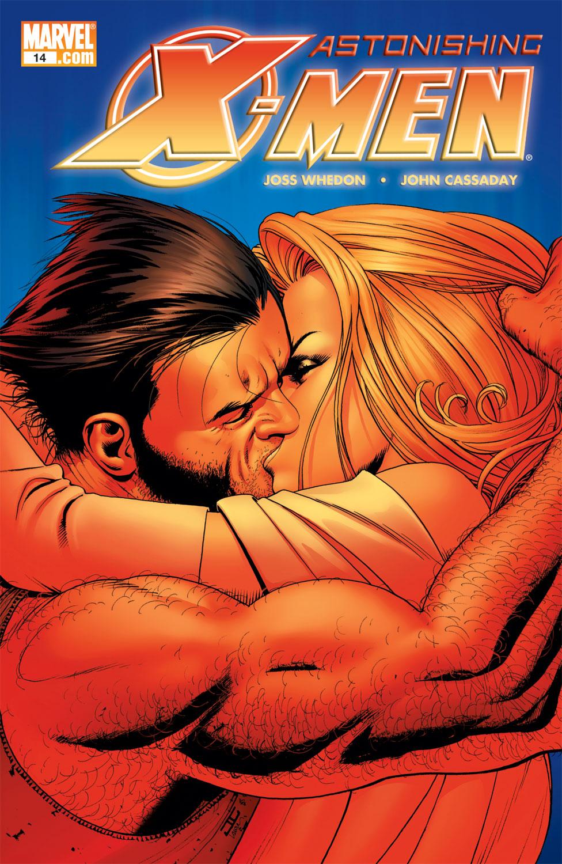 Astonishing X-Men (2004) #14