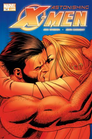 Astonishing X-Men (2004) #14