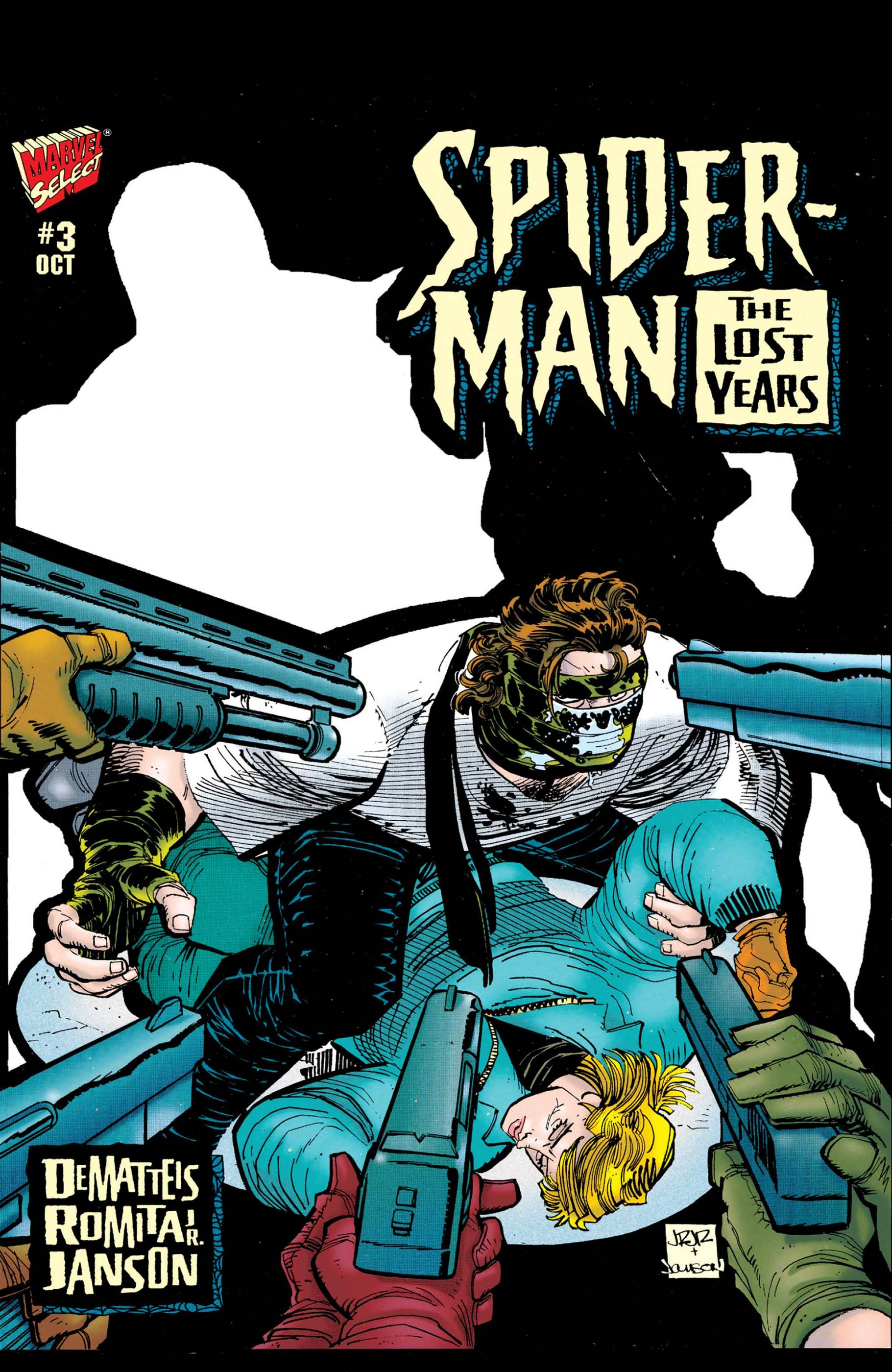 Spider-Man: The Lost Years (1995) #3
