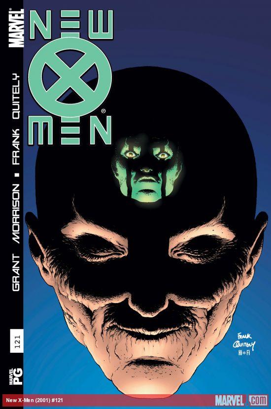 New X-Men (2001) #121