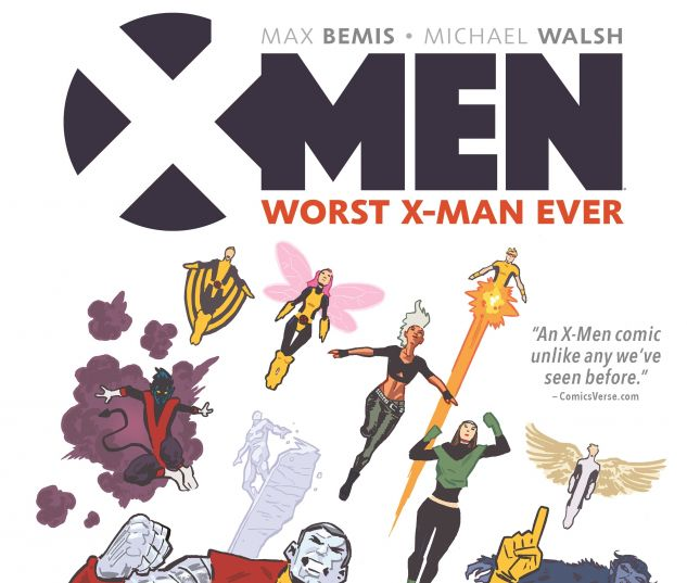 cover from Marvel Knights: X-Men 2 (2020)