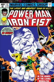 Power Man and Iron Fist (1978) #57