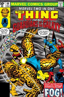 Marvel Two-in-One (1974) #69