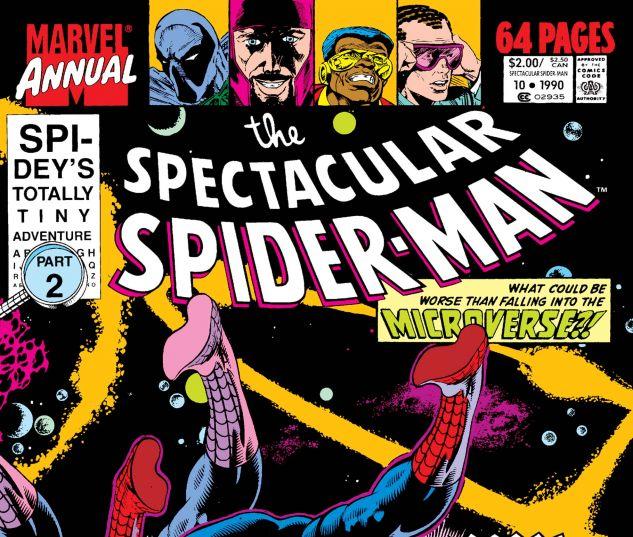 Spectacular Spider-Man Annual (1979) #10