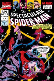 Peter Parker, the Spectacular Spider-Man Annual #10