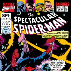 Spectacular Spider-Man Annual (1979) #10
