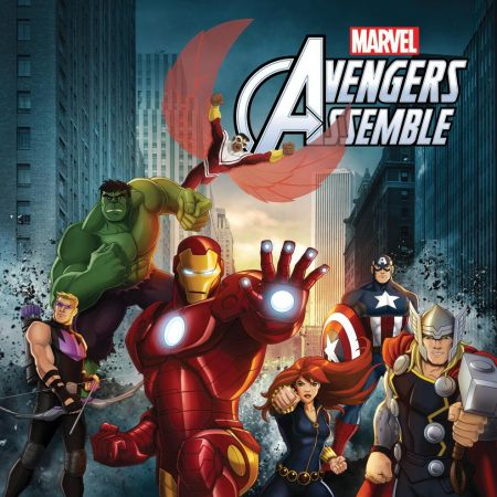 Marvel Universe Avengers Assemble (2013 - 2014)