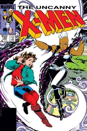 Uncanny X-Men (1963) #180