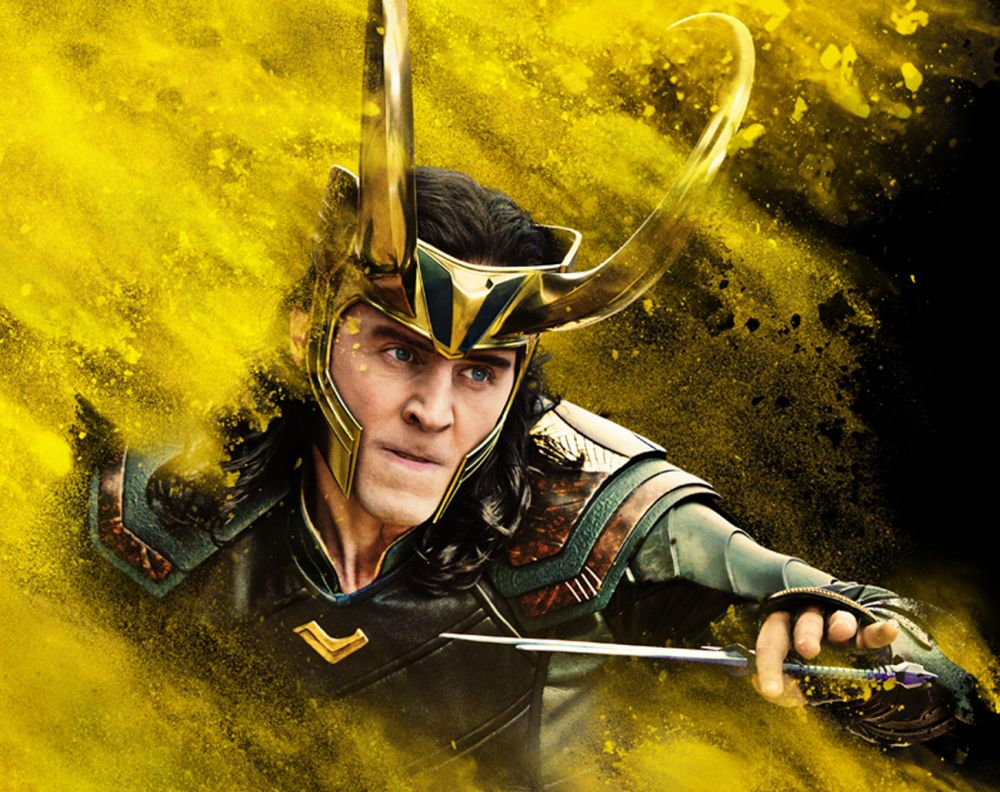 TOM HIDDLESTON DISCUSSES LOKI'S COMPLEX RELATIONSHIPS
