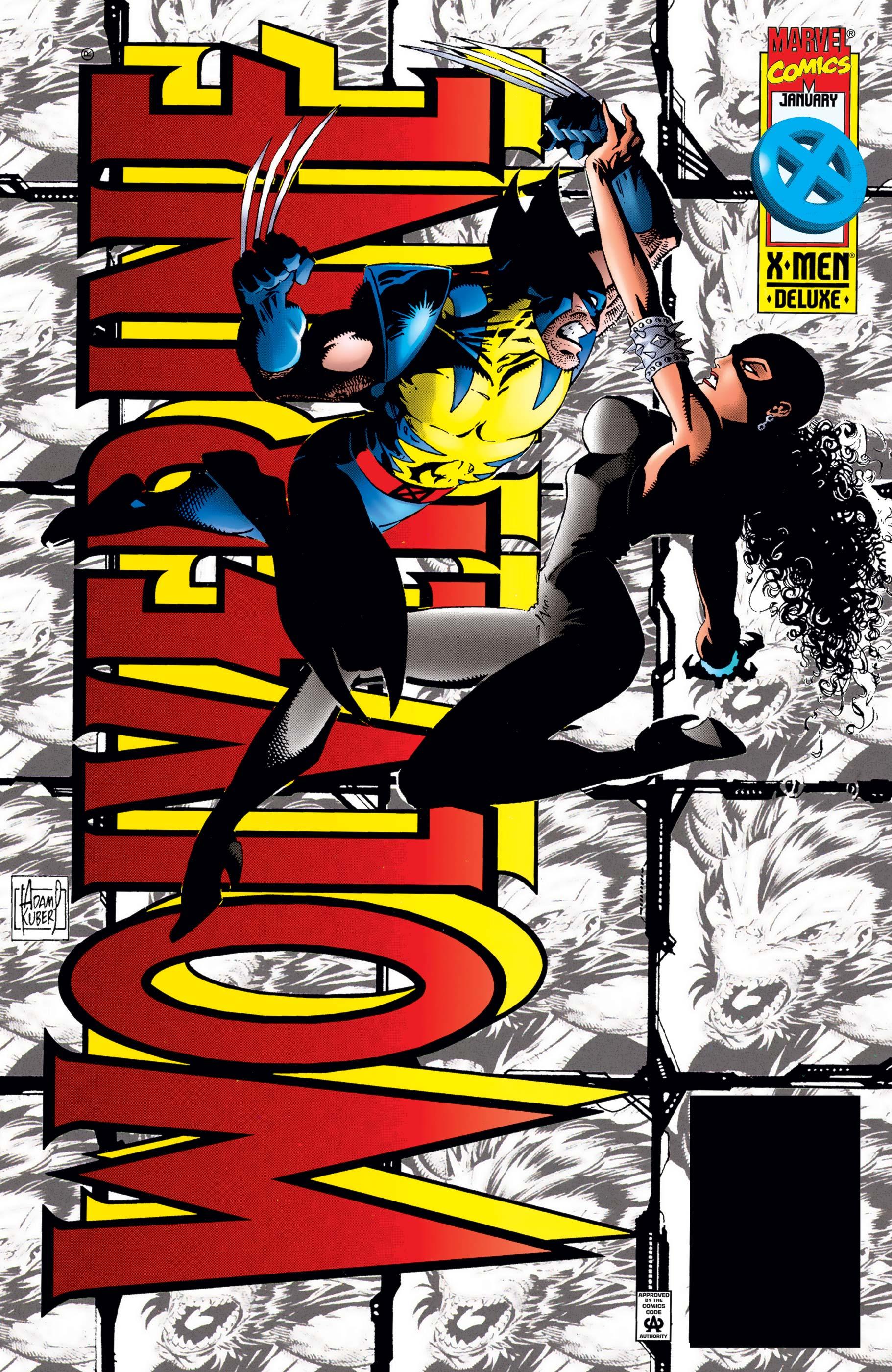 Wolverine (1988) #97