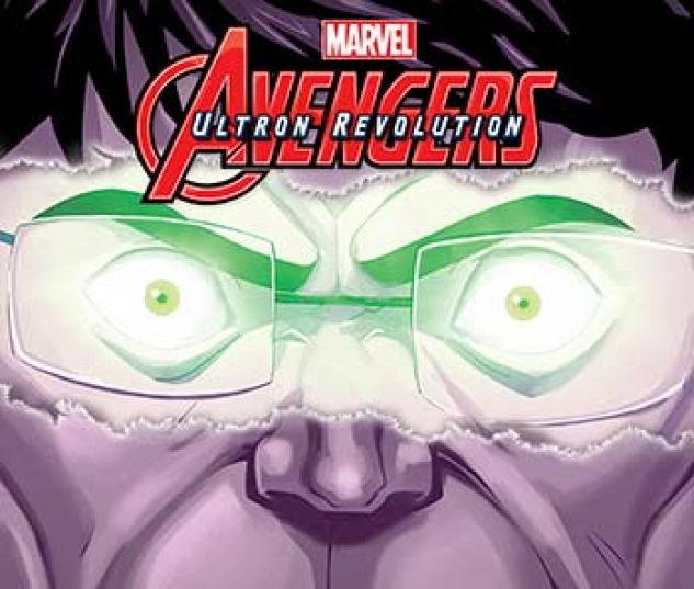 cover from Marvel Universe Avengers: Ultron Revolution (Digital Comic) (2017) #8