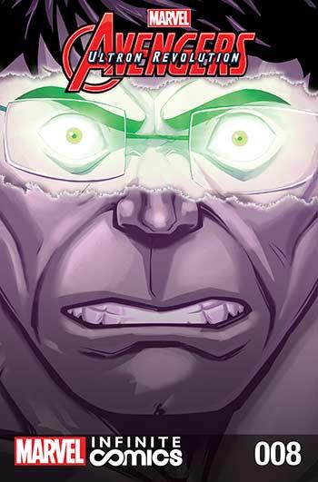 Marvel Universe Avengers: Ultron Revolution (2017) #8