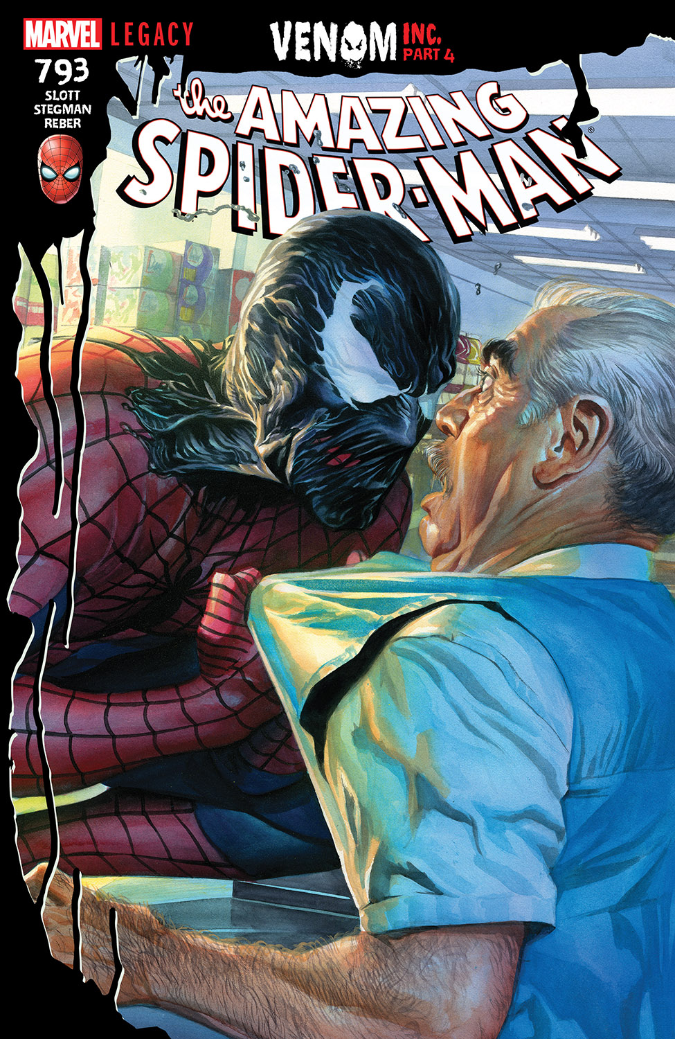 The Amazing Spider-Man (2015) #793