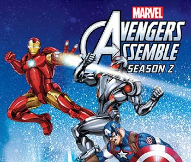 cover from Marvel Universe Avengers Assemble: Civil War (Digital Comic) (2017) #8