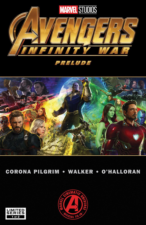 Marvel's Avengers: Infinity War Prelude (2018) #1