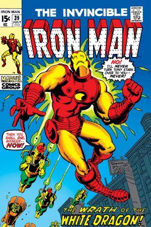 Iron Man (1968) #39