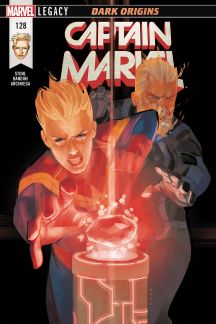 The Mighty Captain Marvel #128