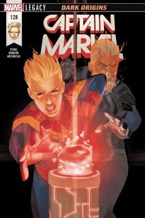 The Mighty Captain Marvel (2017) #128