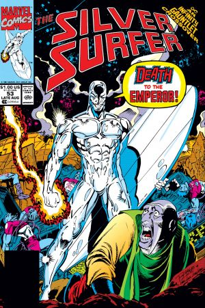 Silver Surfer #53