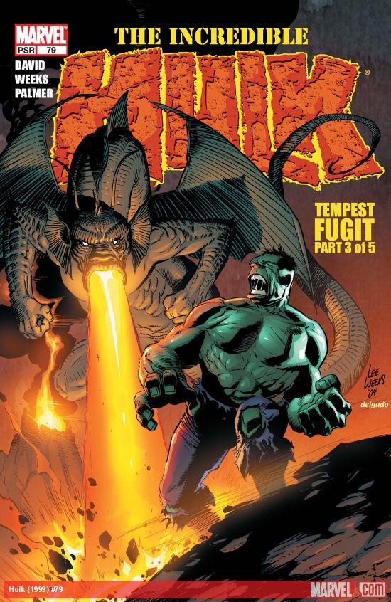Incredible Hulk (1999) #79