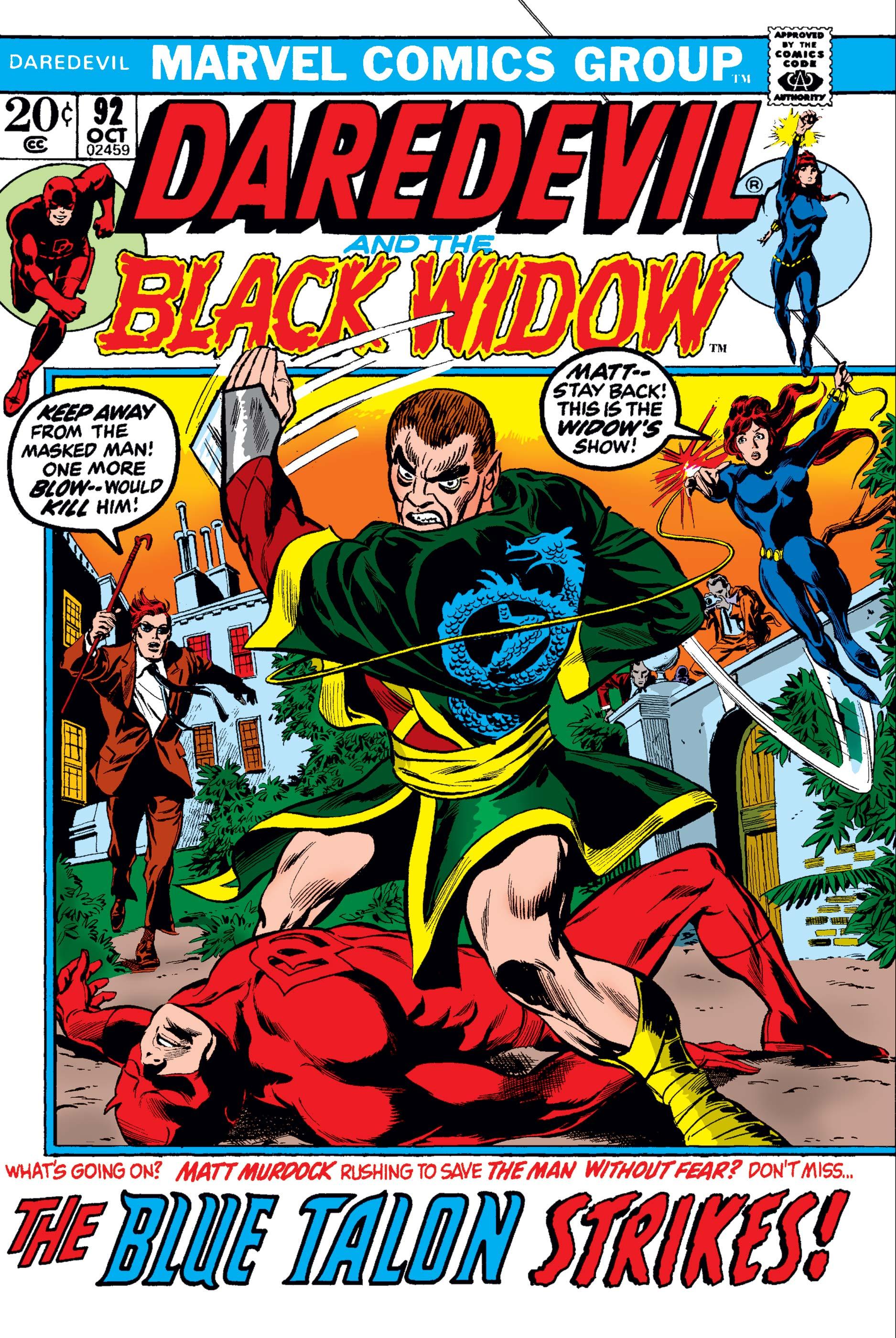 Daredevil (1964) #92