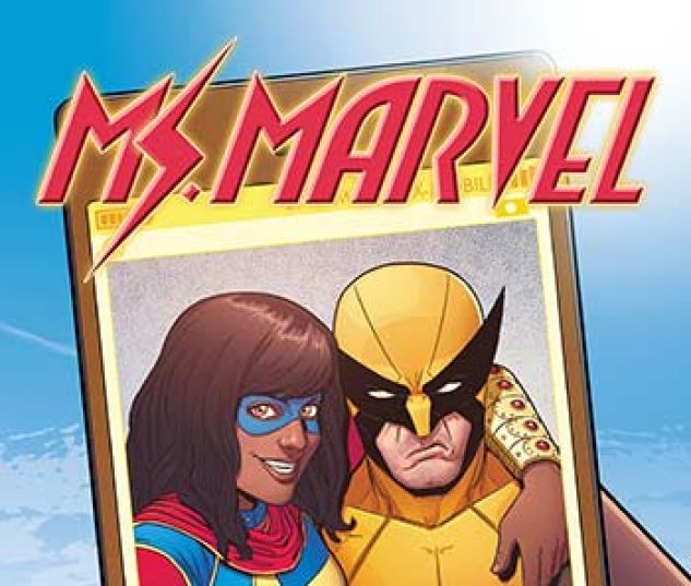cover from Ms. Marvel Vol. 1 Kids Infinite Comic (2018) #3