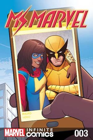 Ms. Marvel (2018) #3