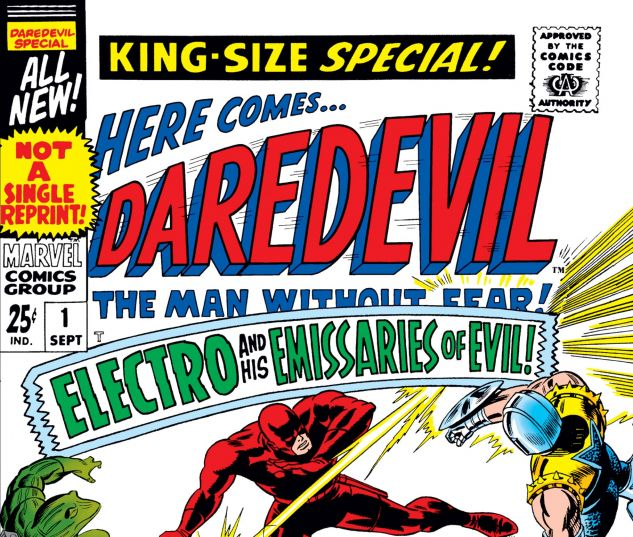 Daredevil Annual (1967) #1