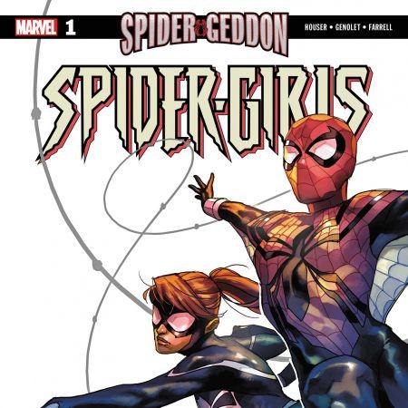 Spider-Girls #2 Marvel Comics!