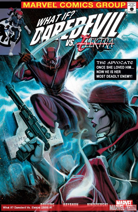 What If? Daredevil Vs. Elektra (2009) #1