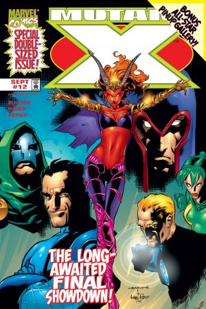 Mutant X #12