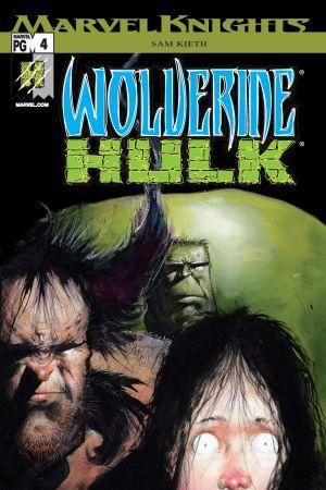 Wolverine/Hulk #4