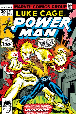 Power Man #47