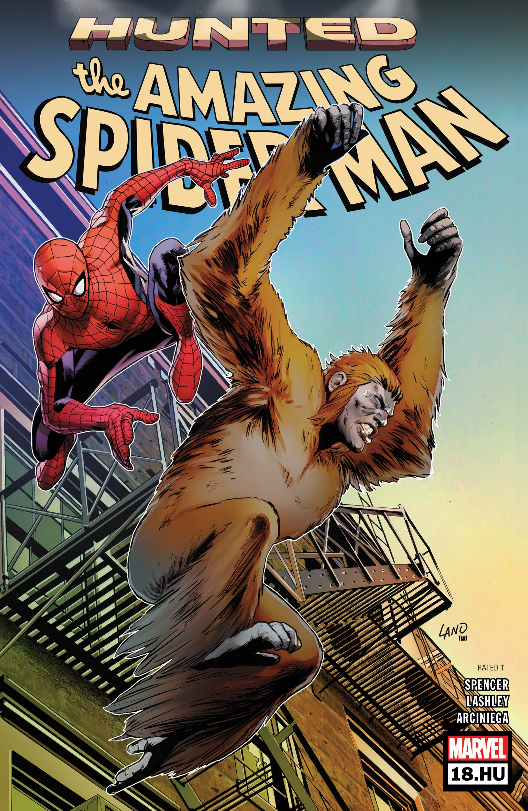 The Amazing Spider-Man (2018) #18