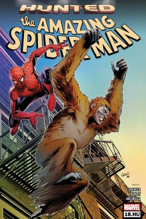 The Amazing Spider-Man (2018) #18.1