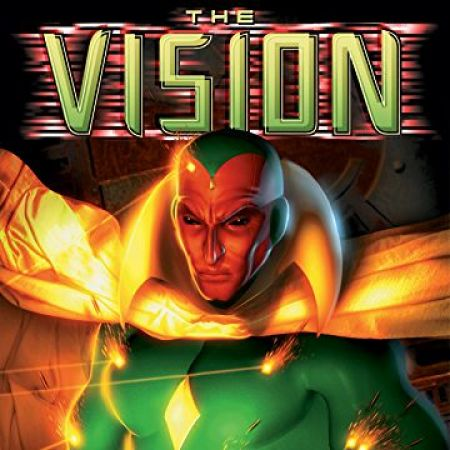 Avengers Icons: The Vision (2002)